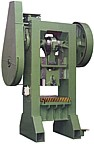 pillar type press