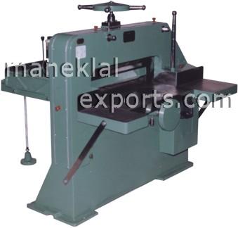 book cutter machine