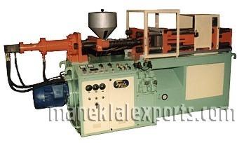 MANEK - plastic injection moulding machine - Maneklal