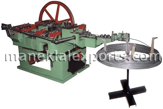 Manek High Sd Automatic Wire Nail Making Machines Machine For Common Nails Concrete Wood Maneklal