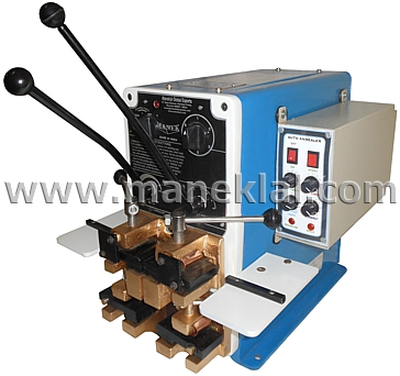MANEK - wire welding and band saw blade welding machine ... on